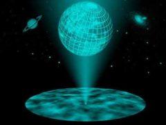 Астрофизики подозревают, что наша Вселенная является голограммой суперкомпьютера.