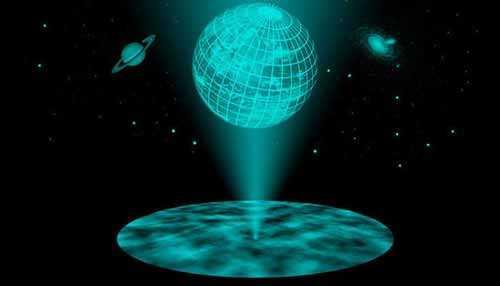 Наша Вселенная является голограммой суперкомпьютер под управлением продвинутых Игроков