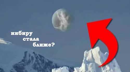 Нибиру, чужая планета приближается