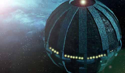 Нибиру – межсистемная космическая станция