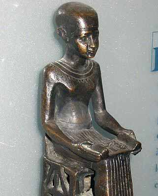 Верховный жрец Египта древности Имхотеп