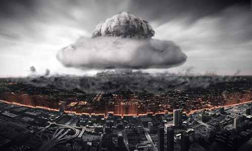 ядерное оружие третьей мировой, крах цивилизации