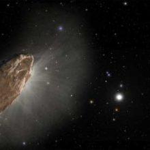Астероид Умуамуа пришел не один, появились еще 4 межзвездных гостя.