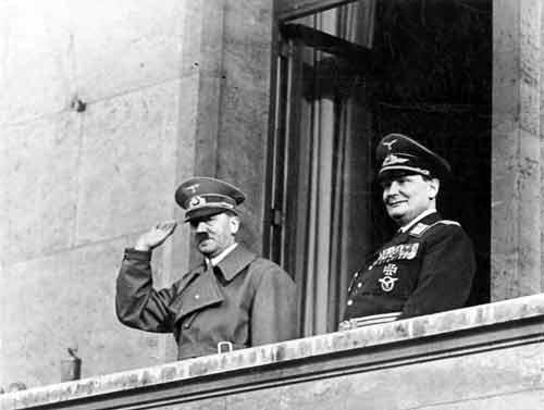 Гитлер, новый лидер Германии