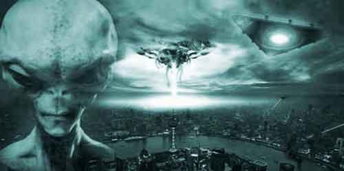 Инопланетяне, давние посетители Земли