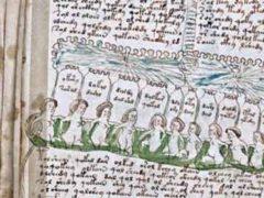 Инопланетяне или путешественники по измерениям написали рукопись Войнича?