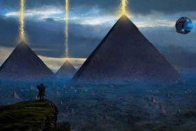 Секреты Великой пирамиды Гизы, наследие Атлантиды.