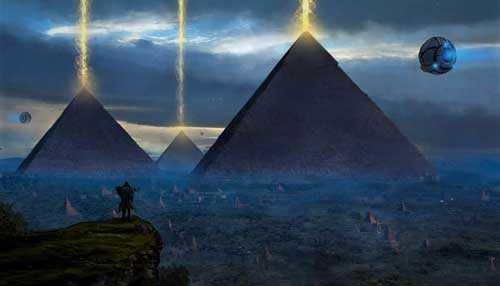 Концентрация магнитной энергии в Пирамиде Гизы.