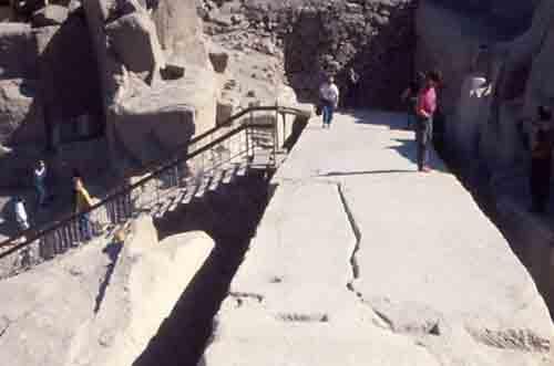 Незаконченный обелиск показывает инженерию Древнего Египта