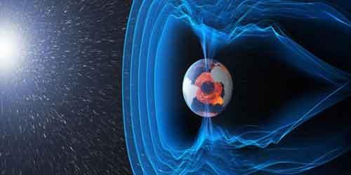 Падение магнитного поля гораздо важнее, чем предполагаемая инверсия