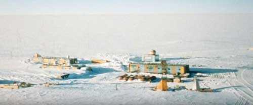 Подледное озеро Восток может быть убежищем древней жизни