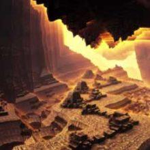 Легенды и теории о королевстве Агарта, подземной империи просвещенных людей.