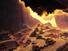 Древний подземный город, затерянный в Долине Смерти пустыни Мохаве.