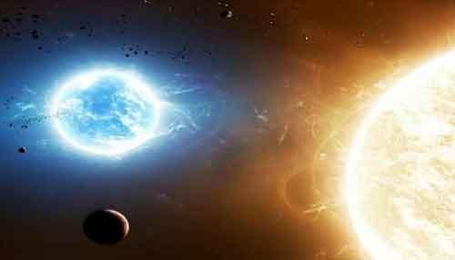 Предсказания на 2019 год говорят о двух солнцах, связанных с появлением Нибиру