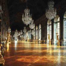 Путешествие во времени или призрак Марии Антуанетты все еще бродит в садах Версаля?