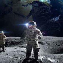 Освоение Луны, возрождение космической гонки за лучшее место лунных баз.