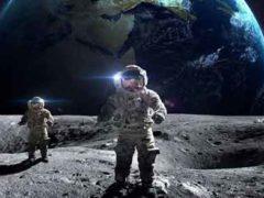 Невероятные теории; Луна искусственно сконструированный объект.