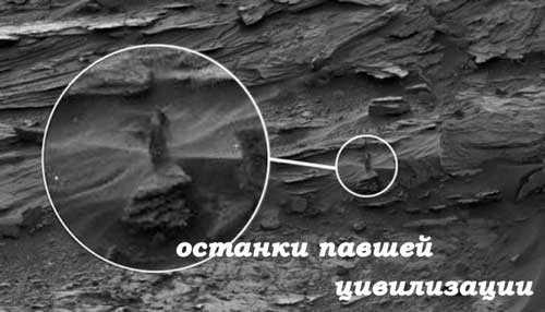 Статуи Марса, история мифологии, или судьба цивилизации