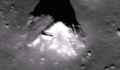 Структура пирамид встречается во всей солнечной системе