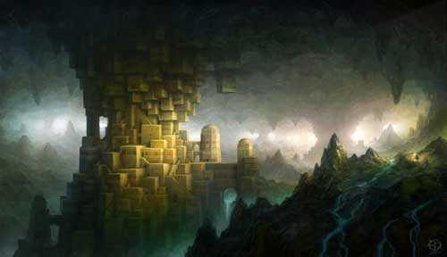 Теория Полой Земли открывает удивительный мир подземной цивилизации