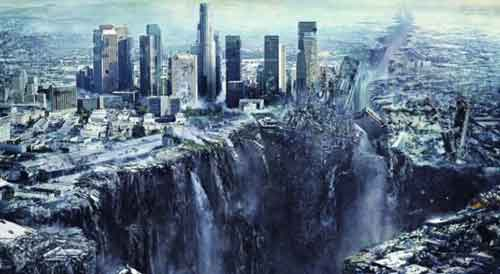 катастрофа такого рода может охватить всю планету