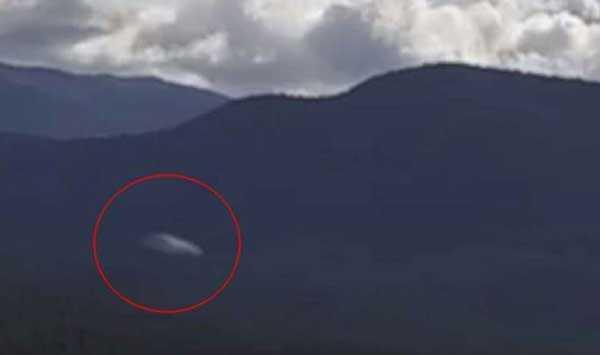 Невероятный полёт НЛО в Зоне 51