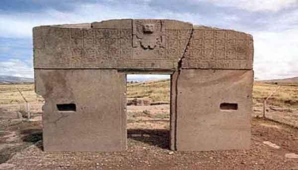 Солнечные врата города Пума Пунку