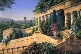 Чудо света висячие сады Вавилона росли в Ниневии?