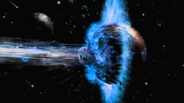 Планета Нибиру погубила Тиамат, теперь она угрожает Земле