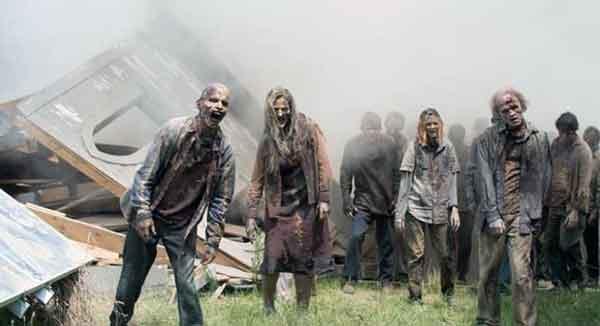Зомби апокалипсис более чем реален