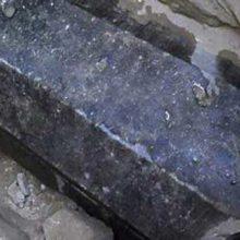 Черный саркофаг Александрии был заполнен красной ртутью?
