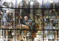 Многие алхимики искали эликсир бессмертия, может быть и нашли