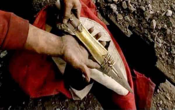 артефакт Копье Судьбы уникальный магический предмет