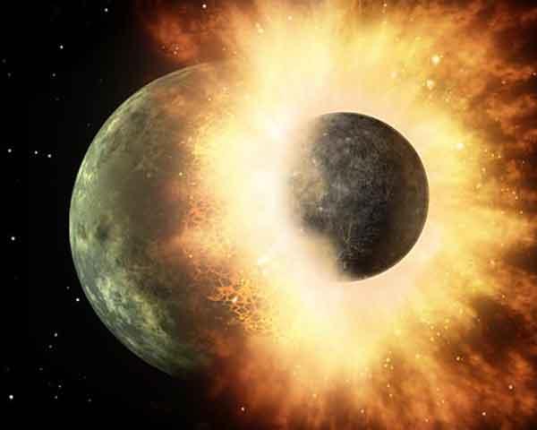 Часть древней Земли стала подземным миром