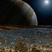 Забытый проект колонизации Европы, спутника Юпитера.
