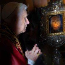 Вуаль Вероники, платок для Иисуса Христа.