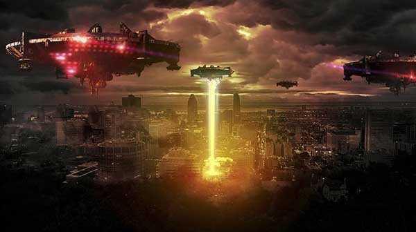 Вторжение инопланетян для урегулирования проблем Земли