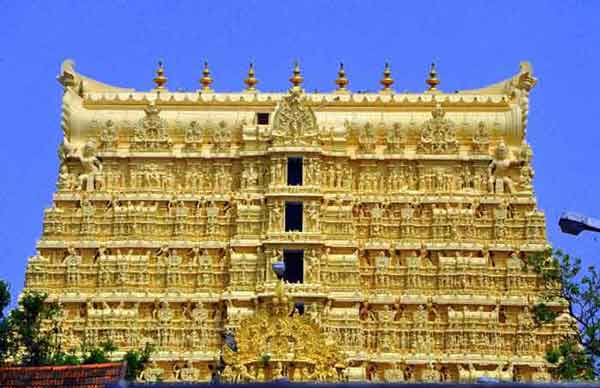 Храм Падманабхасвам сохраняет древнюю тайну