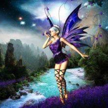 Феи и магия скрытого мира нашей реальности.