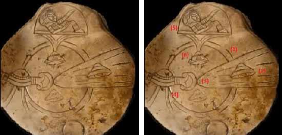 Камень древних майя на тысячелетия зафиксировал прибытие инопланетян