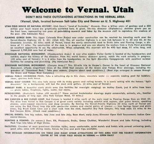 Добро пожаловать в Вернал, где можно получить уникальную лицензию для охоты на динозавров