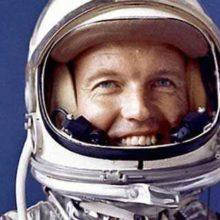 Астронавт Гордон Купер видел настоящие НЛО.