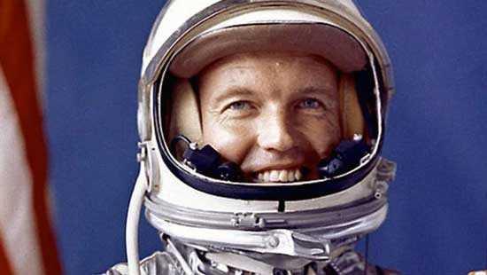 Астронавт Гордон Купер видел настоящие НЛО