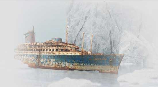 Гибель Титаника, предсказанное обязательно свершится