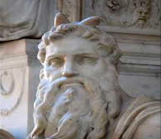 Люди древнего мира носили самые настоящие рога