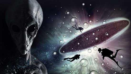 Межпространственные инопланетяне – пришельцы из соседних измерений