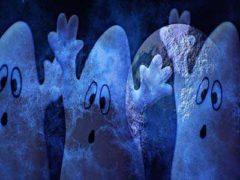 Что делать при встрече с призраком, есть ли в этом опасность.