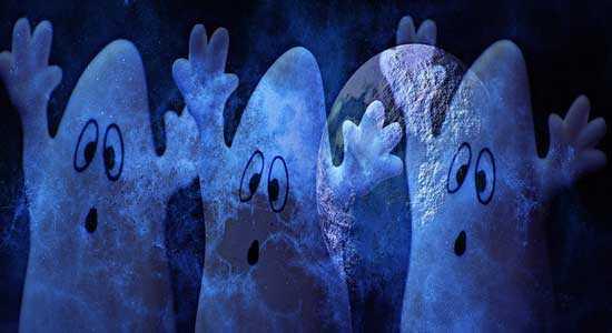 призраки - загадка нашей реальности