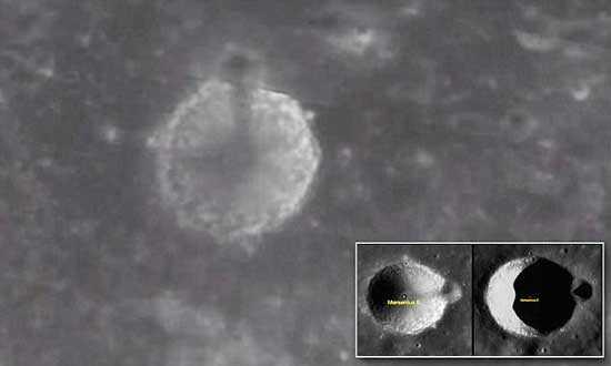 телебашня на Луне