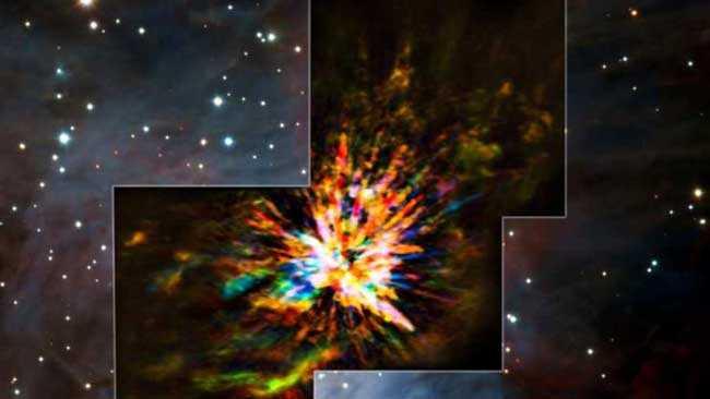 Взрывы объектов созвездия Орион, случай или началась внеземная война